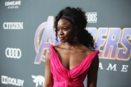 "LOS ANGELES, CA - APRIL 22: Danai Gurira attends the Los Angeles World Premiere of Marvel Studios' ""Avengers: Endgame"" at the Los Angeles Convention Center on April 23, 2019 in Los Angeles, California. (Photo by Jesse Grant/Getty Images for Disney) *** Local Caption *** Danai Gurira"