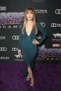 "LOS ANGELES, CA - APRIL 22: Elizabeth Olsen attends the Los Angeles World Premiere of Marvel Studios' ""Avengers: Endgame"" at the Los Angeles Convention Center on April 23, 2019 in Los Angeles, California. (Photo by Jesse Grant/Getty Images for Disney) *** Local Caption *** Elizabeth Olsen"