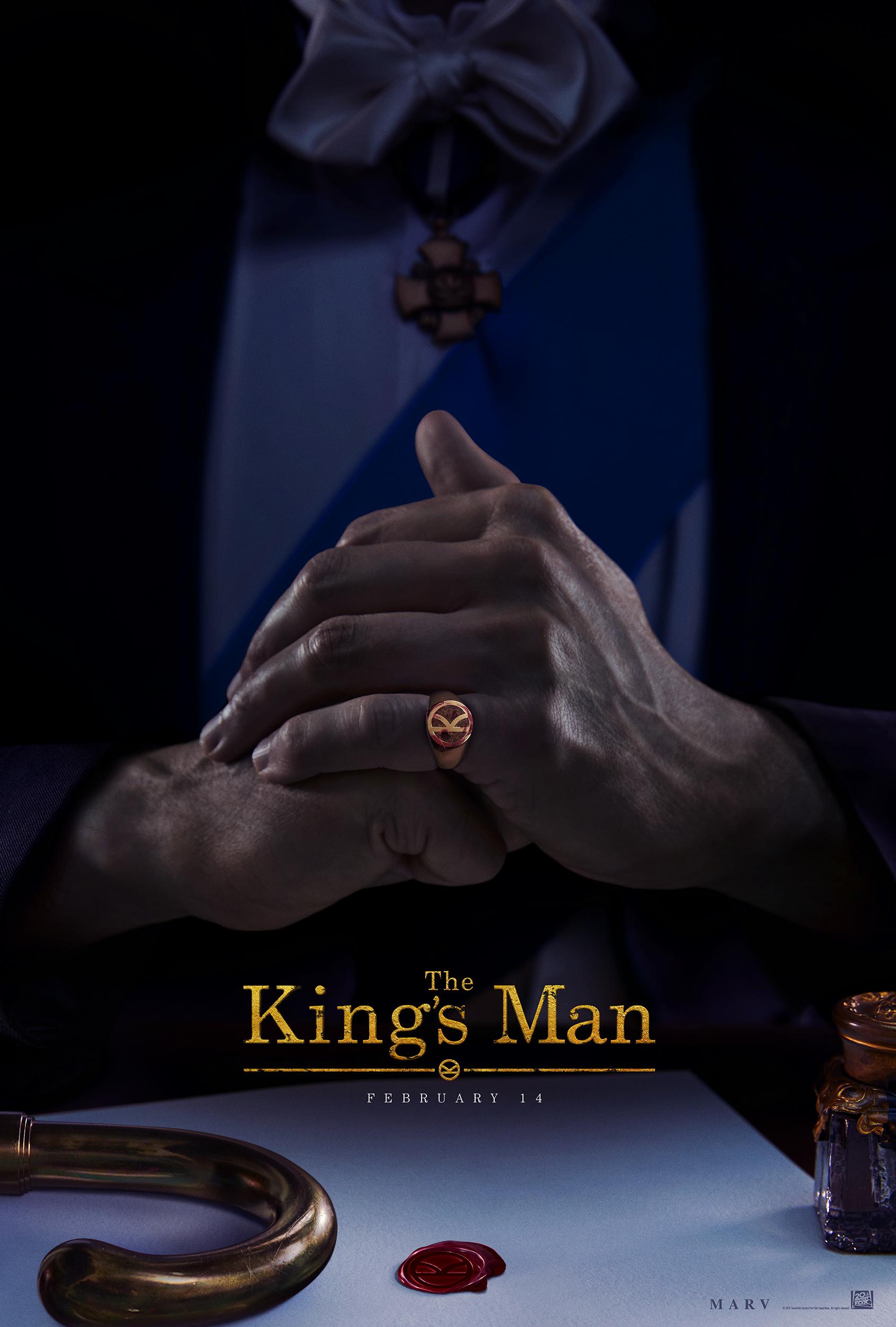 THE KING'S MAN_1Sheet