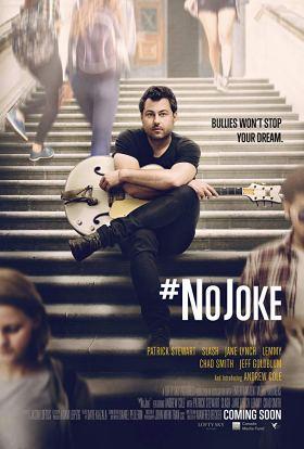 no joke poster